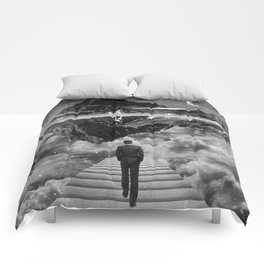 Black & White Collection -- Wandering Comforters