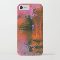meditation iPhone & iPod Cases featuring Meditation by zAcheR-fineT