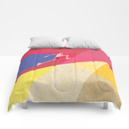 human dynamic #5 Comforters
