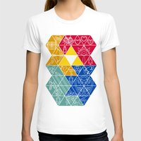triforce T-shirts featuring Triforce items !!! by Adrian Filmore