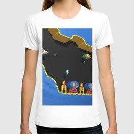 Inside Scramble T-shirt