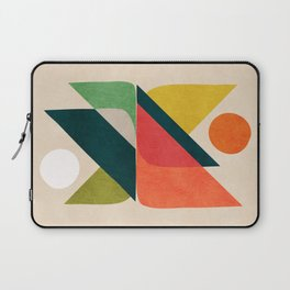 Reflection (of time and space) Laptop Sleeve