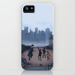 Don't Be Stuck Up iPhone Case