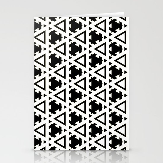 Jeremiassen Black & White Stationery Cards