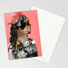 Crazy Woman - Rosa Mona Della Stationery Cards