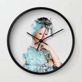 effie trinket Wall Clock
