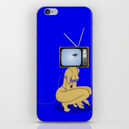 Never Lose Your Vision, Sis iPhone Skin