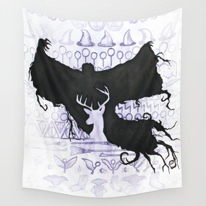 Patronus Wall Tapestry