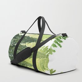 Green Forest Duffle Bag