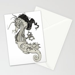 Steam Punk Horse  Stationery Cards