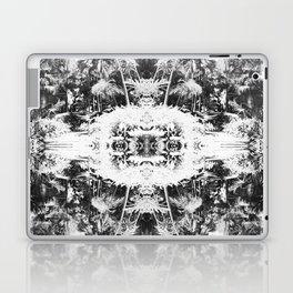 Black n White Boho Pattern Laptop & iPad Skin