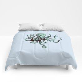 Vintage Octopus Comforters
