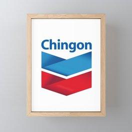 Chingon Framed Mini Art Print