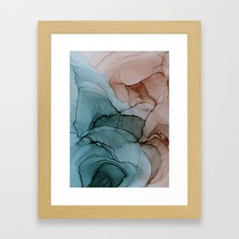 Earthy Mood Framed Art Print