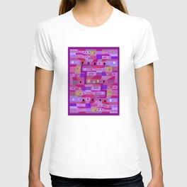 Colonia Incienso Cd de Guatemala T-shirt
