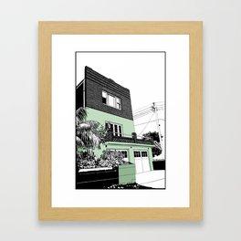 Coogee Framed Art Print