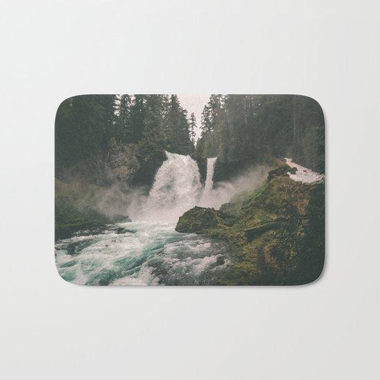 Sahalie Falls Bath Mat