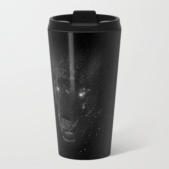 Space Panther Travel Mug
