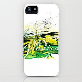 My Jamaica iPhone Case