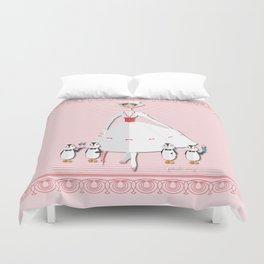 Jolly Holidays Duvet Cover