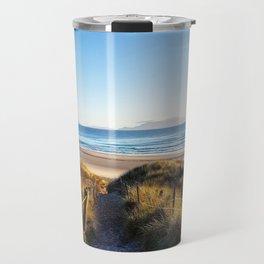 Beach Entrance Travel Mug