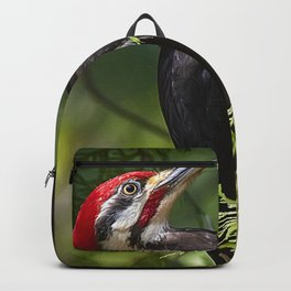 Pileated Woodpecker 6340 Backpack