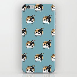 Cat Loaf - Calico Kitty iPhone Skin