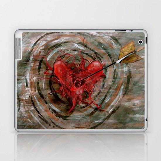 bull's-eye Laptop & iPad Skin