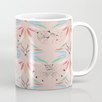 safari Mugs featuring Safari by Laura Braisher