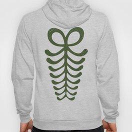 "Aya ""Fern"" | Adinkra symbol of endurance and resourcefulness Hoody"