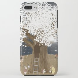 the starlight tree iPhone Case
