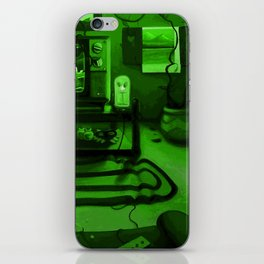 Link's gaming room - Only true gamers know iPhone Skin