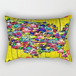 Drive America Rectangular Pillow