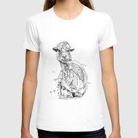 llama T-shirts featuring Llama by ARI(Sunha Jung)