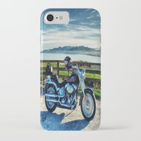 middle earth iPhone & iPod Cases featuring Harley Davidson, Middle Earth Edition. by Bodhikai Imagery | Pacific Northwest Tra