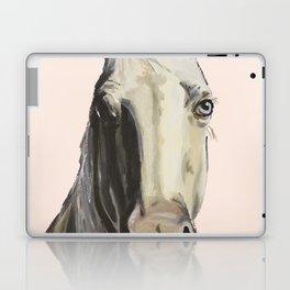 Horse Art, Farm Animal Art Laptop & iPad Skin