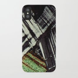 Feldspar and Biotite iPhone Case