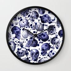 SKULLUKS Wall Clock