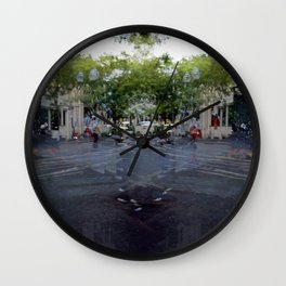 Simplistic therapies energize pathologic staccato. Wall Clock