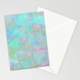 Rainbow Opal Stationery Cards