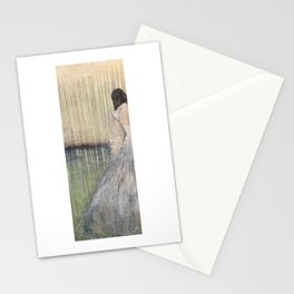 Bouquet Meditation Stationery Cards