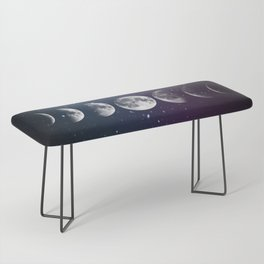 Phases of the Moon Bench