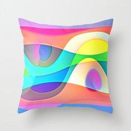 1GA Throw Pillow