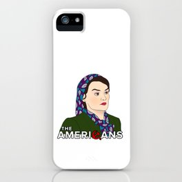 Martha Hanson iPhone Case