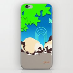 Birman Cats Find a Bug iPhone & iPod Skin