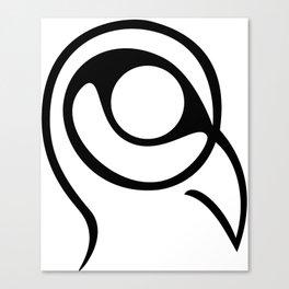 SKE Games Bird Canvas Print