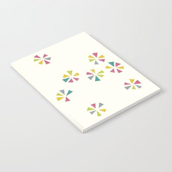 Colour Wheels Notebook