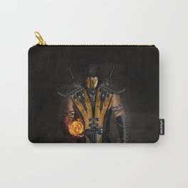 Scorpion Mortal Carry-All Pouch