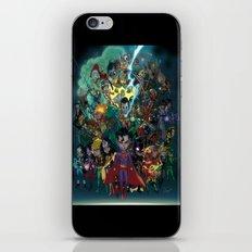 Lil' Super Friends iPhone & iPod Skin