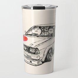 Crazy Car Art 0180 Travel Mug